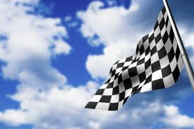 Checkered flag 1